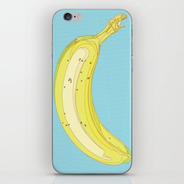 Byte Bananas iPhone Skin