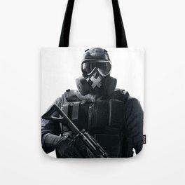 Rainbow Six: Mute Tote Bag
