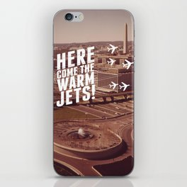 Here They Come! iPhone Skin