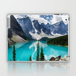 Lake Moraine Banff Laptop & iPad Skin