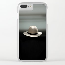 Head cloud Clear iPhone Case