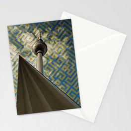 fernsehturmLAB Stationery Cards