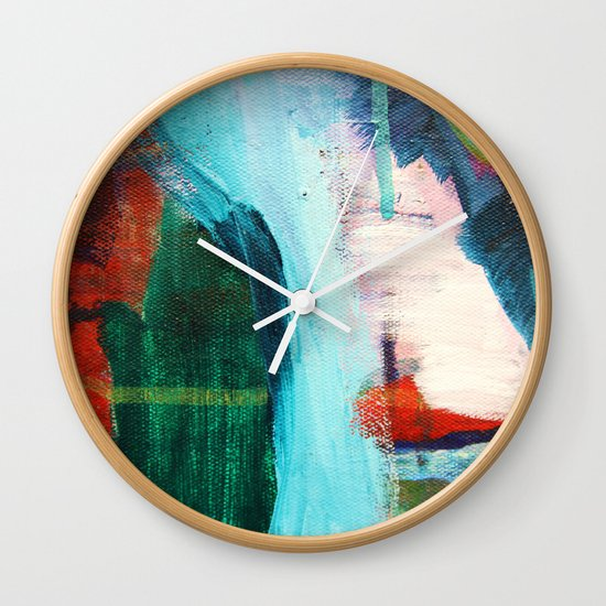 Sustain Wall Clock