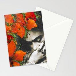 Tribute to Frida Kahlo #39 Stationery Cards
