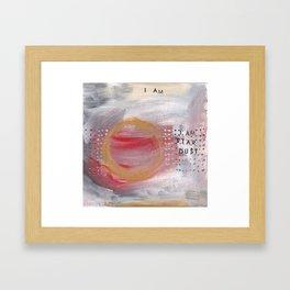 I Am Stardust Series 2.2 Framed Art Print