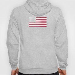 USA Baseball Flag Hoody