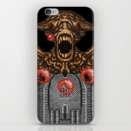Contras iPhone Skin