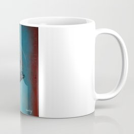 Of the Earth 2 by Nadia J Art Coffee Mug