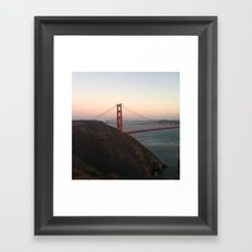 the one and only Framed Art Print