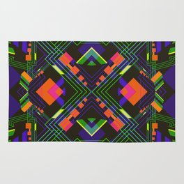 Techno Aztec II Rug