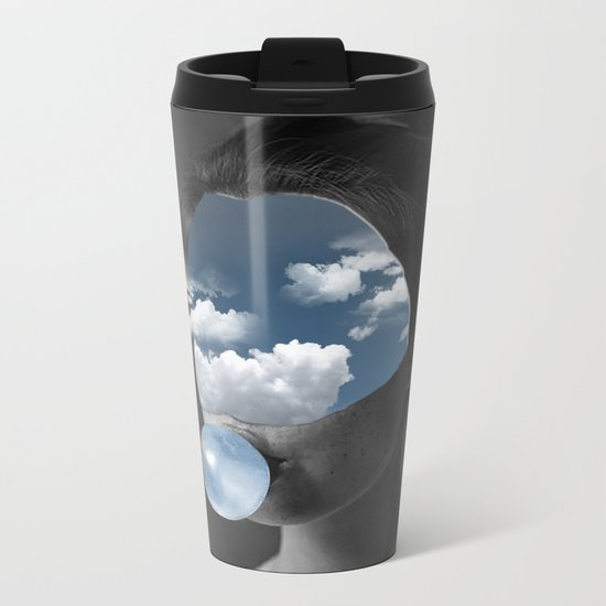 Inside 2 Metal Travel Mug