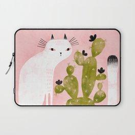 CAT & CACTUS Laptop Sleeve