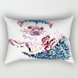 Don't leave me hanging Rectangular Pillow