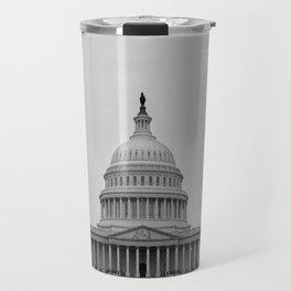 United States Capitol Building Travel Mug