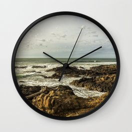 The View from Strawberry Hill, No. 4 Wall Clock