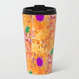 Fall Fire Travel Mug