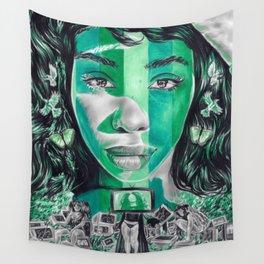 sza Wall Tapestry
