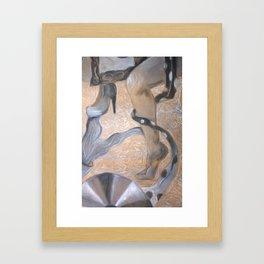 Feminite Framed Art Print