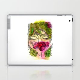 Cherry Girl Laptop & iPad Skin
