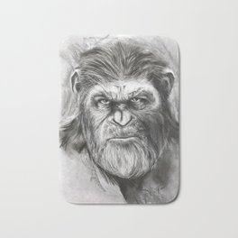 Caesar: War for the Planet of the Apes Bath Mat