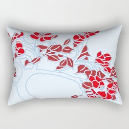 KeriBlossom Rectangular Pillow