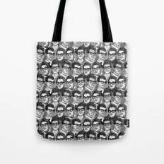 Buddy Wallpaper Tote Bag