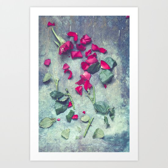 Broken Dreams II Art Print