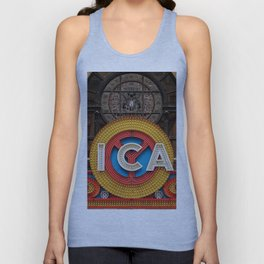 Chicago letters Unisex Tank Top