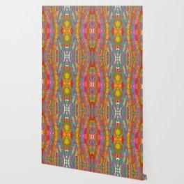 Dream Shade Sugarcane Pattern Wallpaper