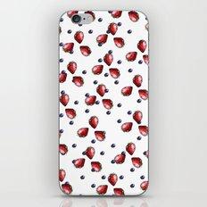 Berry Fields iPhone & iPod Skin