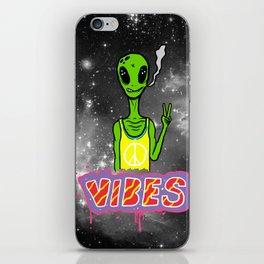 Vibes iPhone Skin