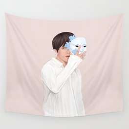 BTS Taehyung   Singularity Wall Tapestry