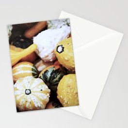 Autumn Gourds Stationery Cards