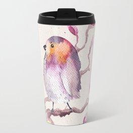 Magnolia #1 Travel Mug