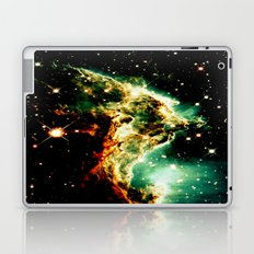Monkey Head Nebula GalaXy Laptop & iPad Skin