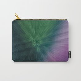 Calamity of Clashing Colors Carry-All Pouch