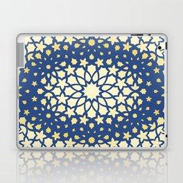 Arabesque Pattern - Golden Hour Laptop & iPad Skin