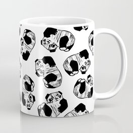 Panda Play Coffee Mug