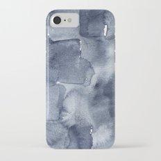Indigo Watercolor Slim Case iPhone 7