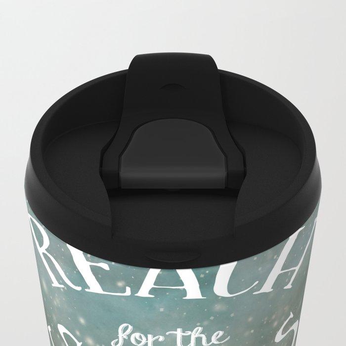 Reach for the Stars Metal Travel Mug