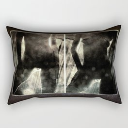 Light Show  Rectangular Pillow