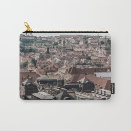 Prague Rooftop 04 Carry-All Pouch