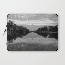 Reflecting Pool- Washington DC Laptop Sleeve