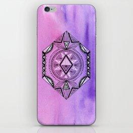 Geometric Prism 1 iPhone Skin