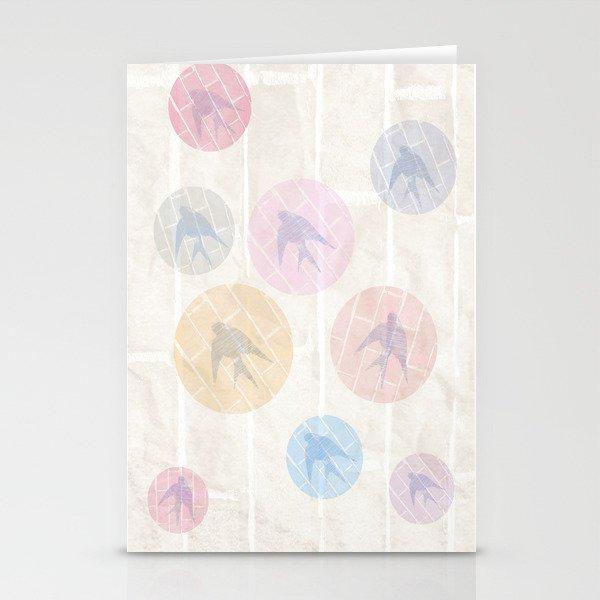 SHADOWBIRDS Stationery Cards