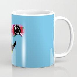 FUTURE feat. Back To The Future (Original Character Art) Coffee Mug