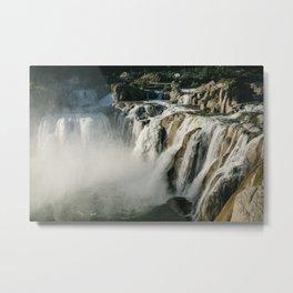 Shoshone Falls, Idaho Metal Print