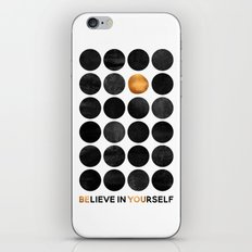 Be You / Version 3 iPhone & iPod Skin