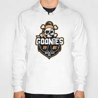 the goonies Hoodies featuring The Goonies by Buby87