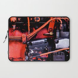 Dirt and Oil Synergy Laptop Sleeve